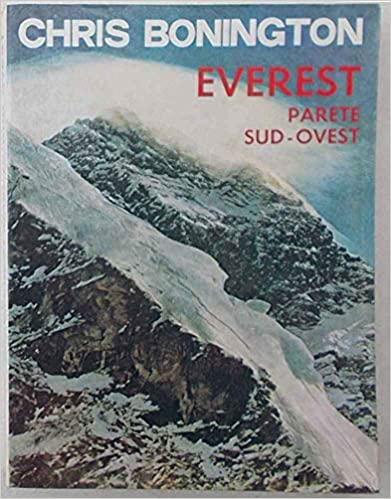 Everest, parete Sud-ovest
