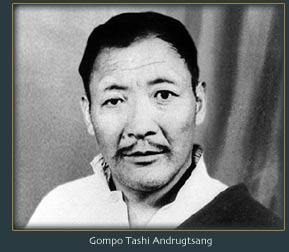 Andrugtsang Gompo Tashi