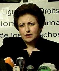 Ebadi Shirin; Moaveni Azadeh