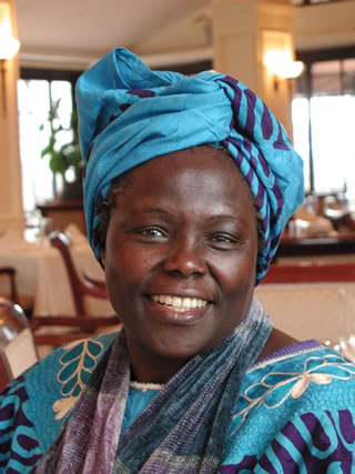 Maathai Wangari