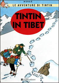 Tin Tin in Tibet